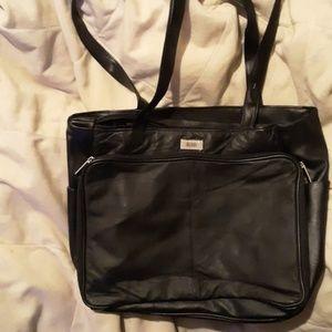 Black Bill Blass work bag